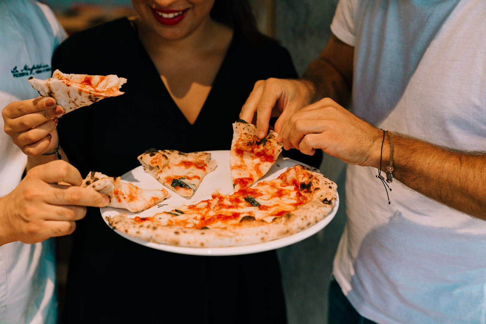 la Mafaldina pizzeria