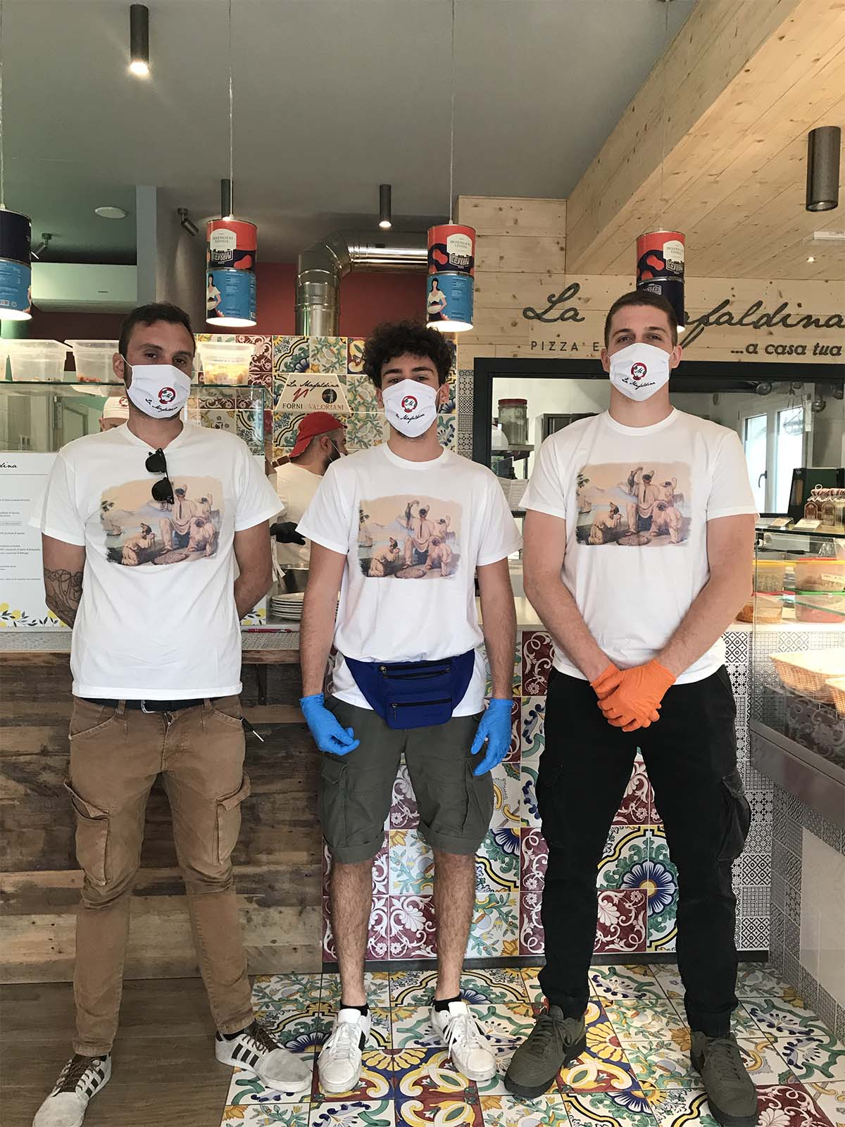 Pizzeria napoletana friggitoria a Padova
